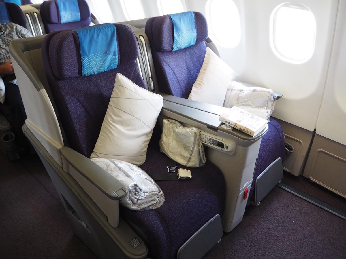 マレーシア航空 MH067便 ビジネスクラス(ソウル→クアラルンプール)搭乗記