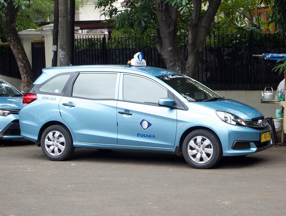 インドネシア ジャカルタ における安全安心なタクシーの選び方