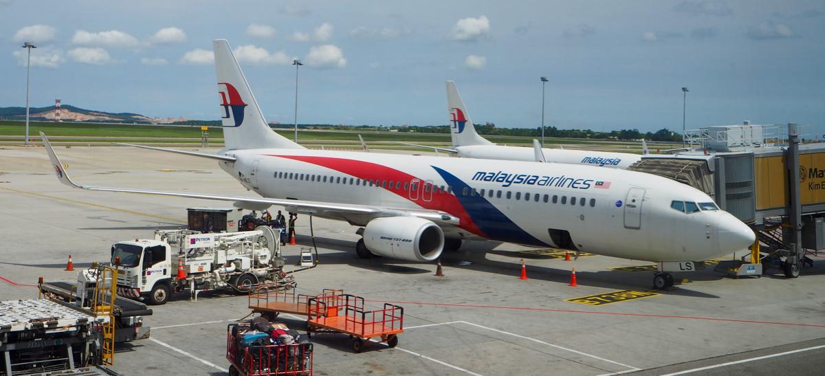 マレーシア航空 MH710便 ジャカルタ→クアラルンプール ビジネスクラス搭乗記