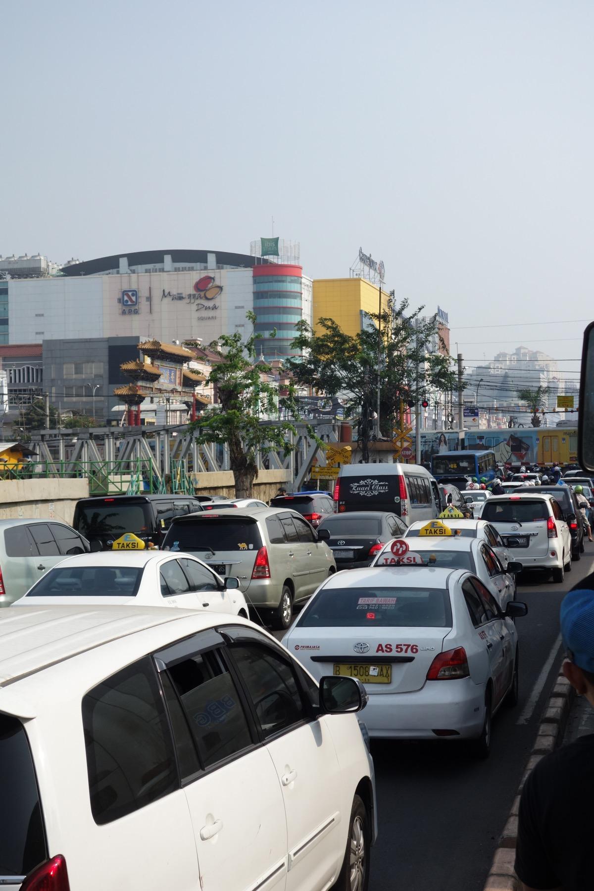 タクシーに乗るときのインドネシア語&サバイバルTIPS