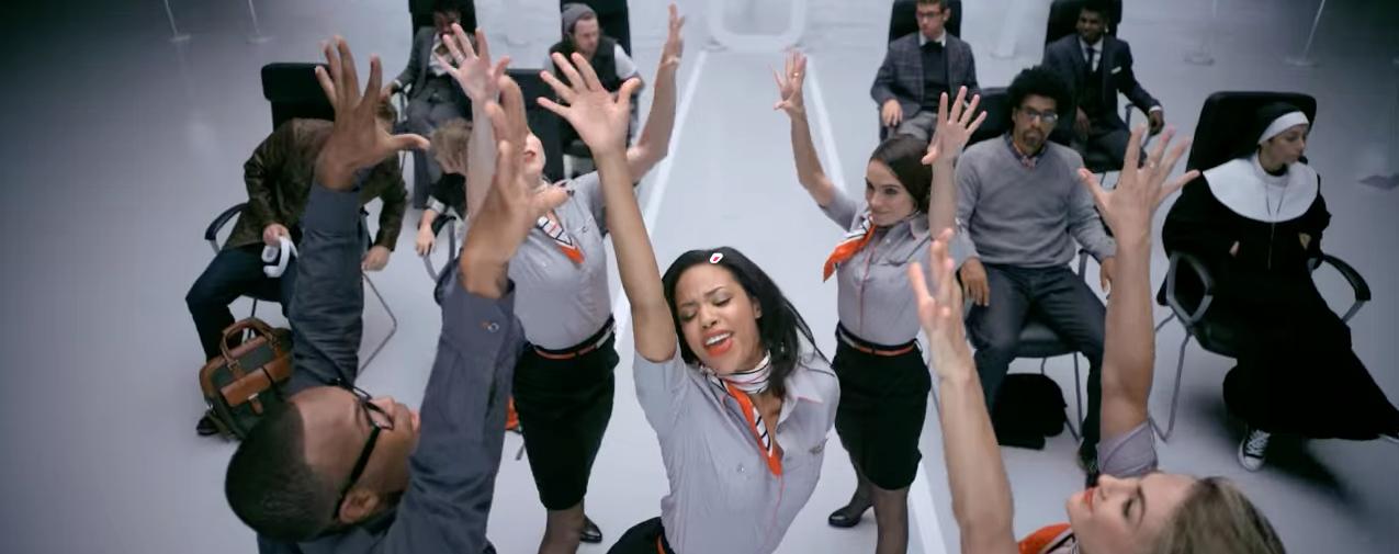 ノリノリな航空会社 Virgin Americaを予約してみた