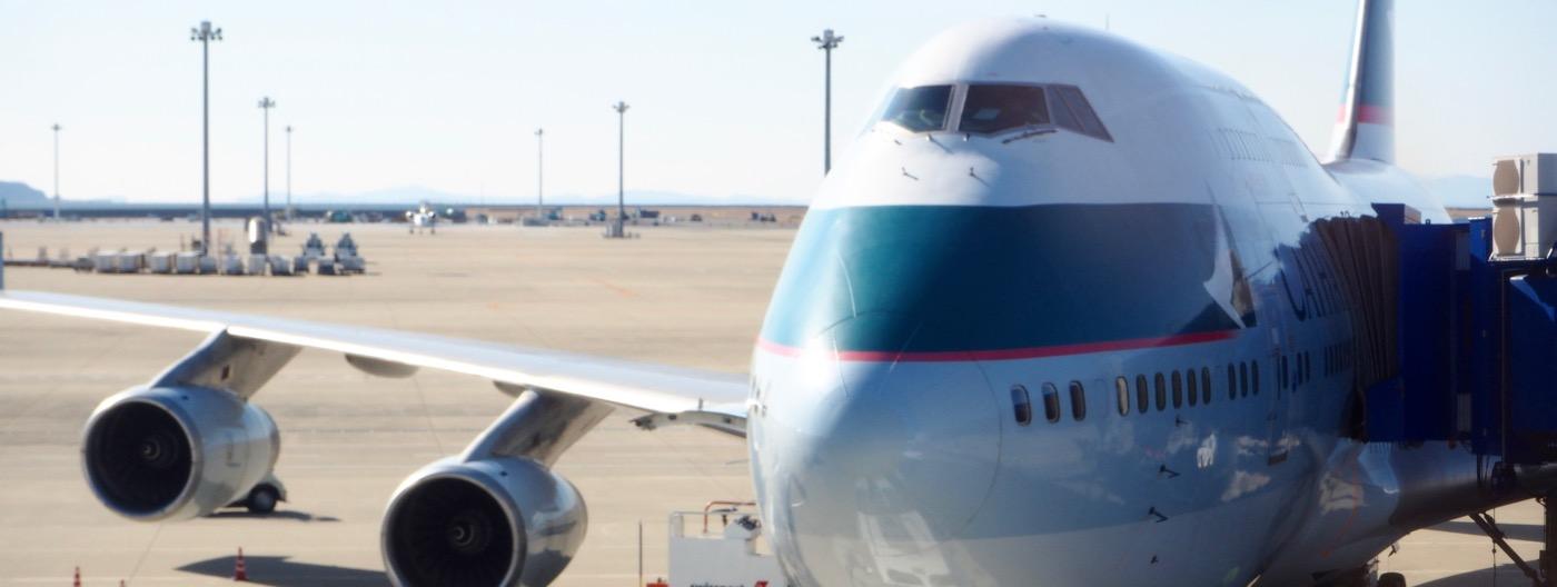 キャセイパシフィック航空の無料預け手荷物容量が引き上げに!(9/15発券分から)