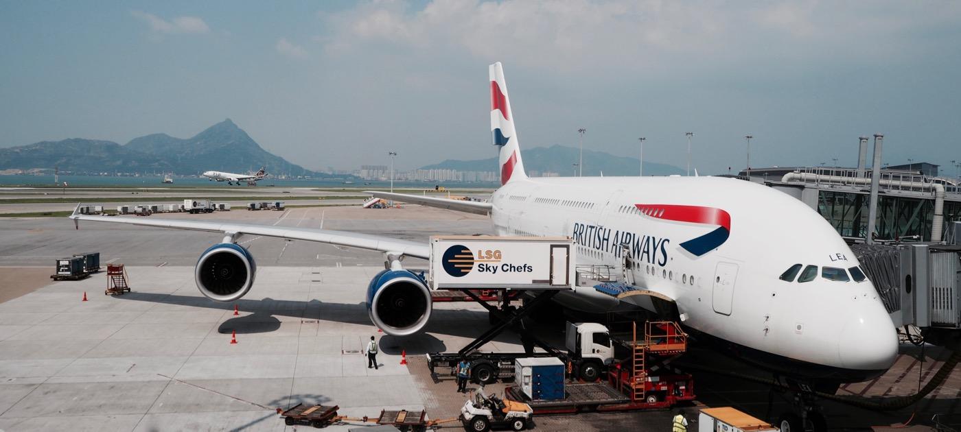 【1500TP達成!!】British Airways Executive Club Gold ステイタスを獲得しました