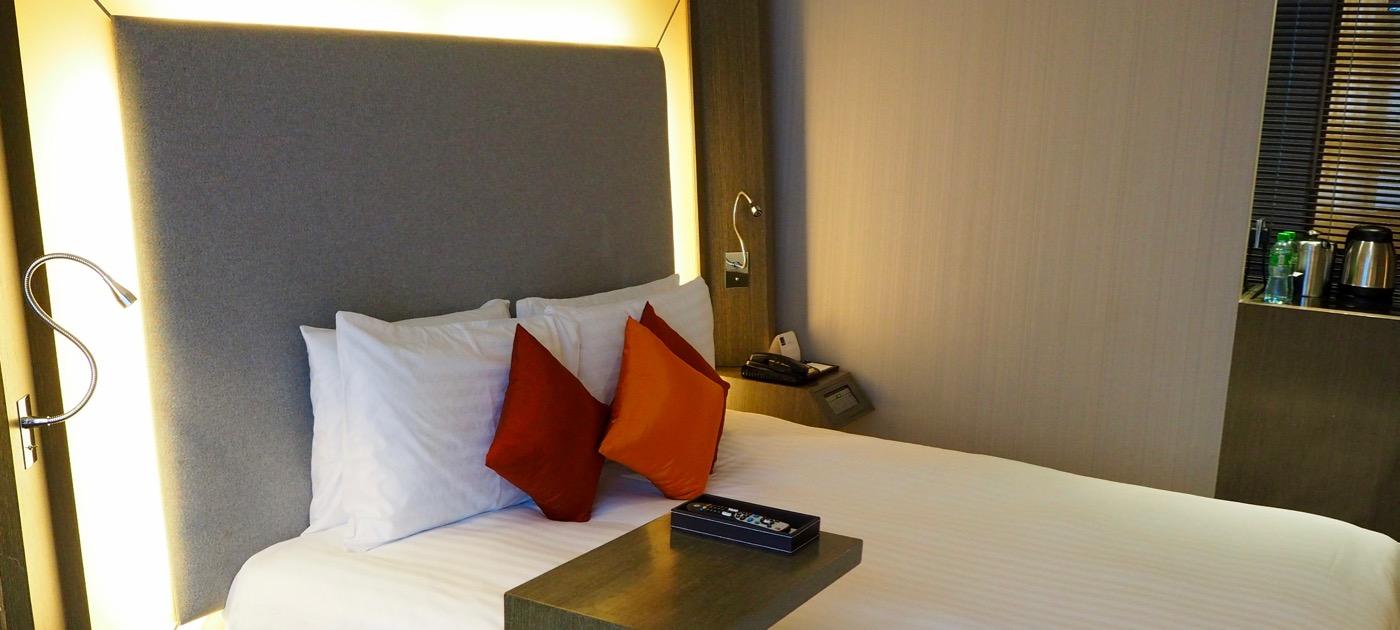 香港九龍のお値打ちホテル Novotel Nathan Road Kowloon 宿泊記