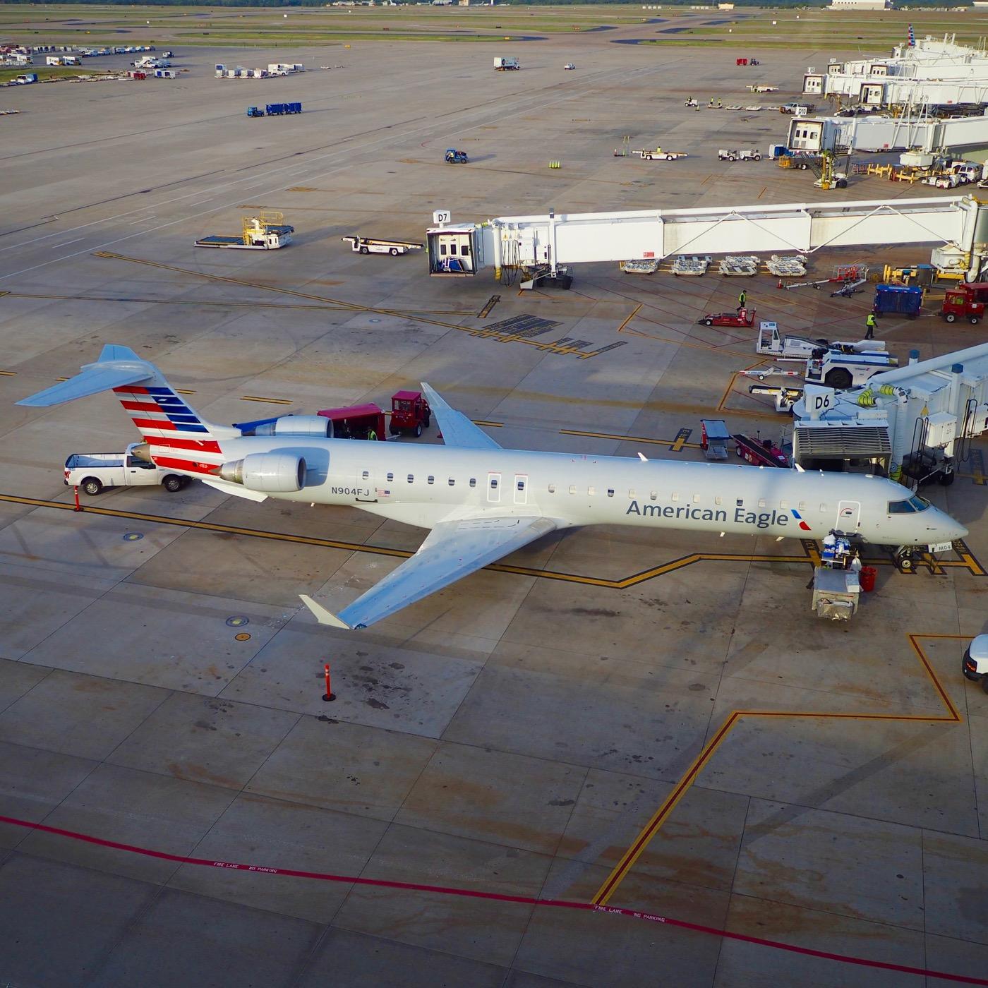 【ティアポイント大幅減】アメリカン航空国内線ファーストクラス(2クラス運航便)のブッキングクラスが変更に