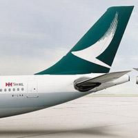 【こちらも560TP獲得可能】ジャカルタ発札幌行き キャセイパシフィック航空ビジネスクラス航空券